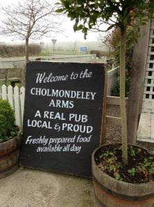 A real pub - local & proud!