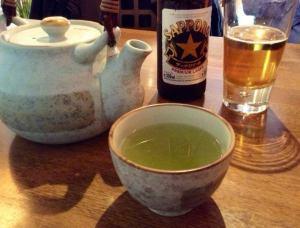 Tea Beer