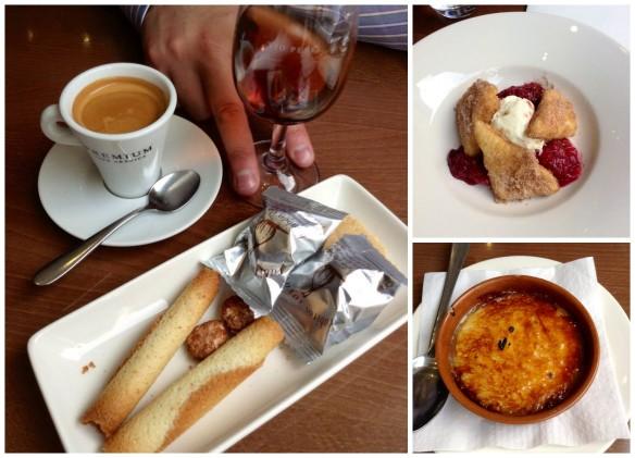 Collage Dessert