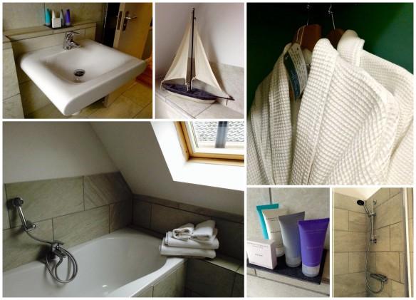 Collage Bathroom