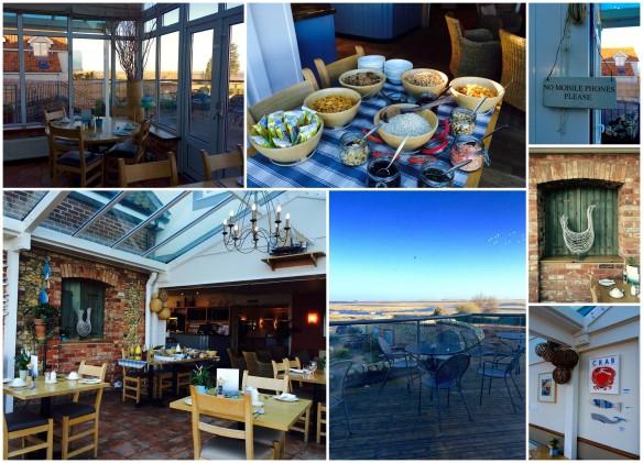Collage Breakfast Room