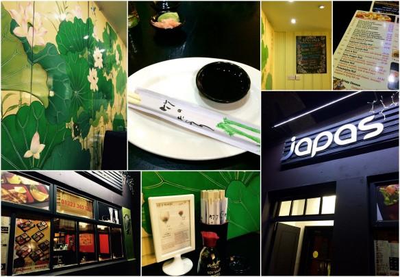 Collage Japas