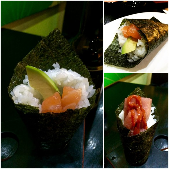 Collage Temaki