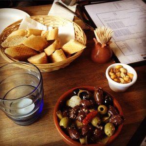 Bread Olives