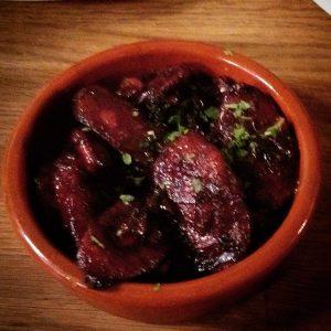 Chorizo Red Wine