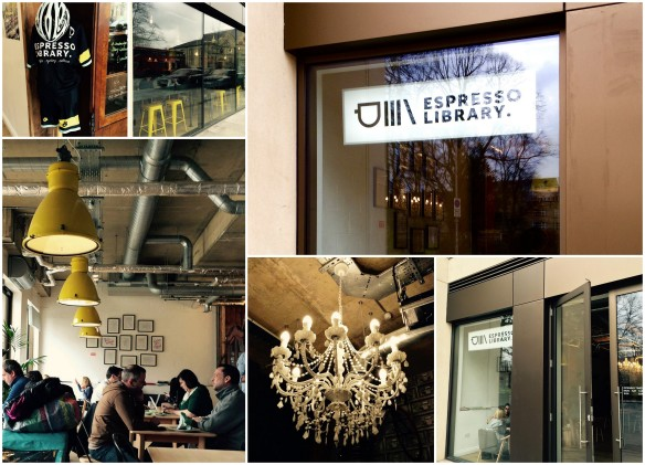 Collage Espresso Library 1
