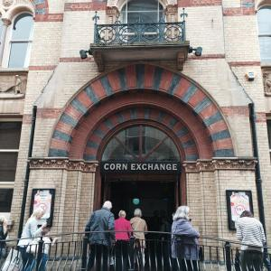 Eat Cambridge Corn Exchange