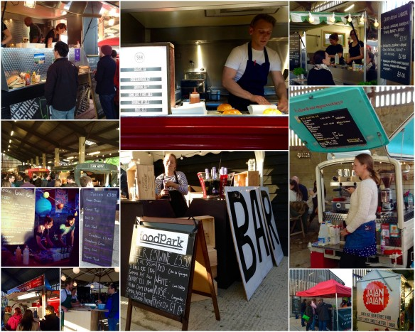foodPark Collage