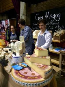 Gog Magog Cheese