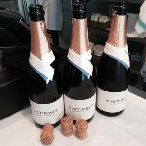 Nyetimber Bottles