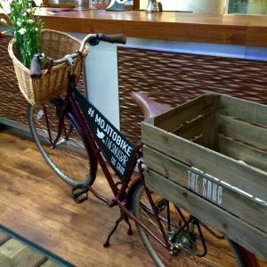 The Snug Bike