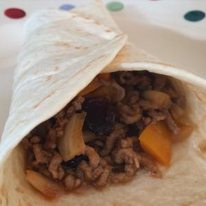 Wrapped Picadillo