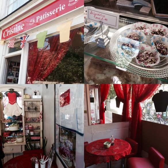 Collage Cristine Patisserie