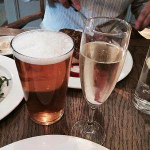 Beer and fizz