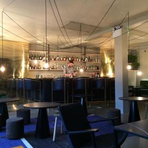 Novi upstairs bar