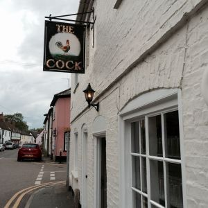 The Cock sign