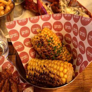 Charred Corn