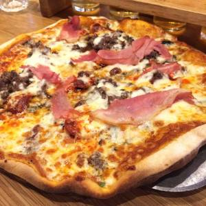 Longhorn Jim Pizza