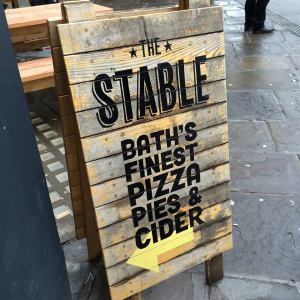 The Stable Sign