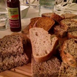Bread Beetroot Ketchup