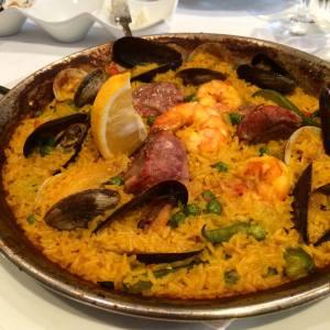 Douro Paella