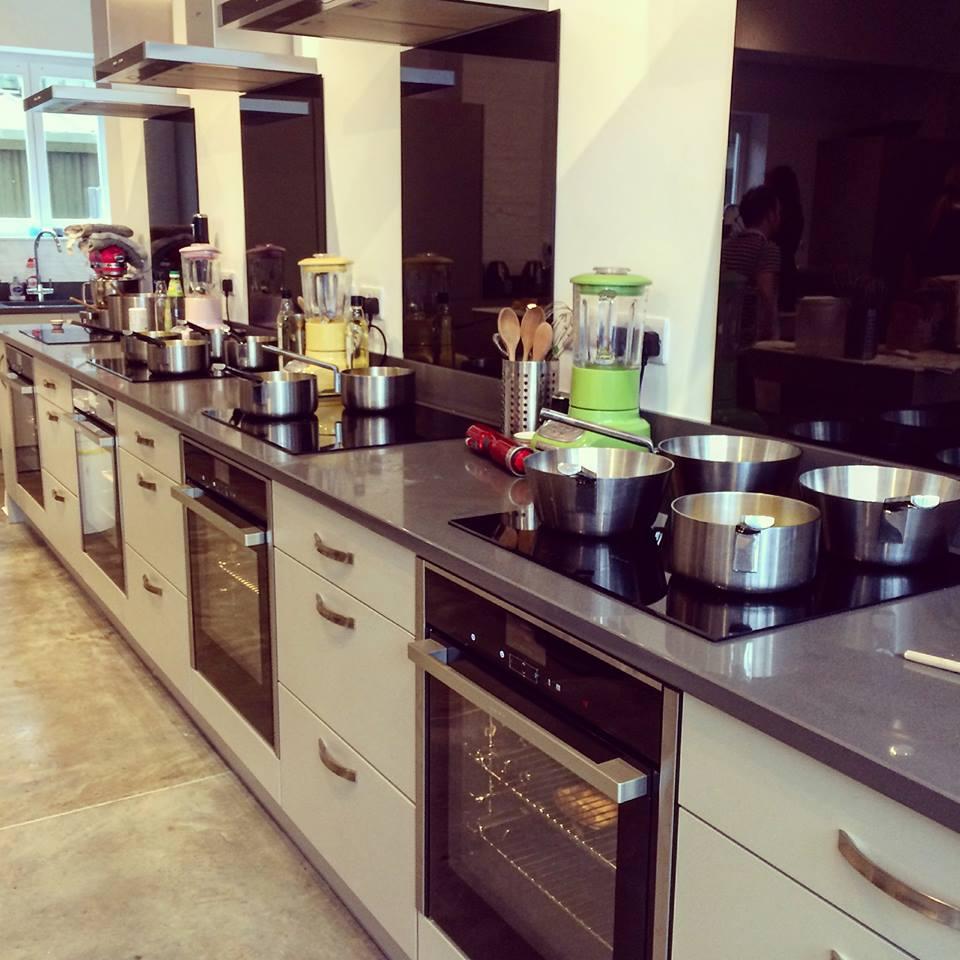 Cambridge Kitchens: Cambridge Cookery School Beginners' Bread Class