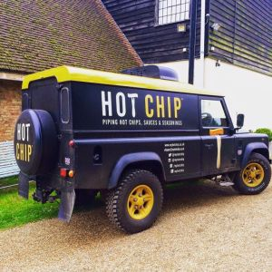 Hot Chip Land Rover