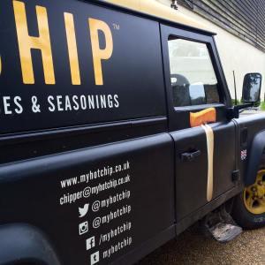 Hot Chip Truck