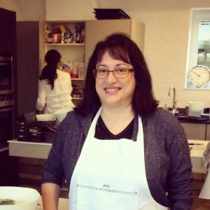 Pina at Cambridge Cookery School