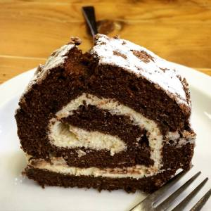 Bridges Chocolate Roulade