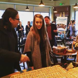Cambridge Artisan Launch