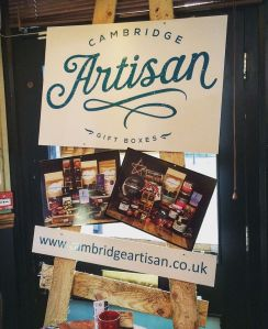 Cambridge Artisan Sign