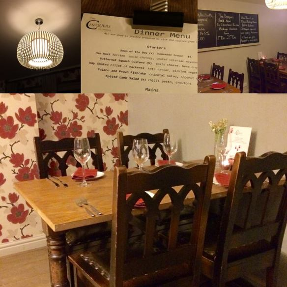 Collage The Chequers