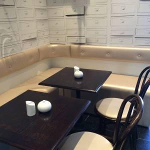 The High Tea Club Tables