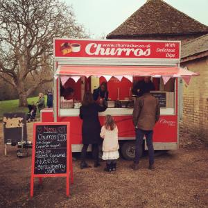 Churros Bar Burwash Manor