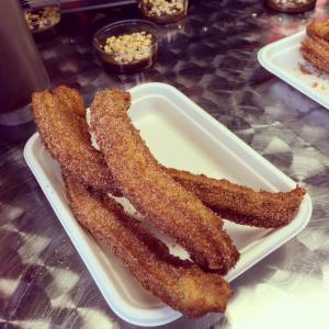 Churros Bar