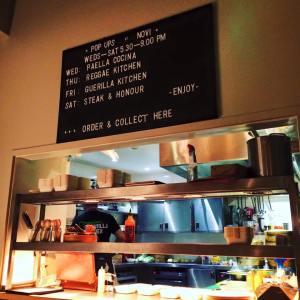 Guerrilla Kitchen at Novi