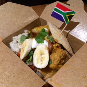 Now Now Durban Chicken Bunny Chow