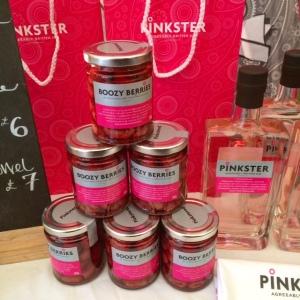 Pinkster Gin Boozy Berries