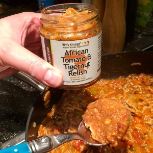 Bim's Kitchen Tomato & Tigernut Relish