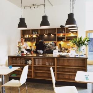 Cambridge Cookery School Cafe 1