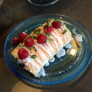 Cambridge Cookery School Cafe Roulade