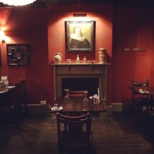 Crown & Punchbowl Red Room