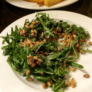 Crown & Punchbowl Rocket Salad