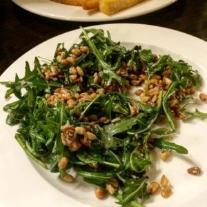 Crown & Punchbowl Rocket Salad