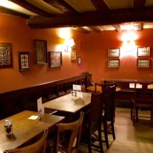 The Crown & Punchbowl Bar