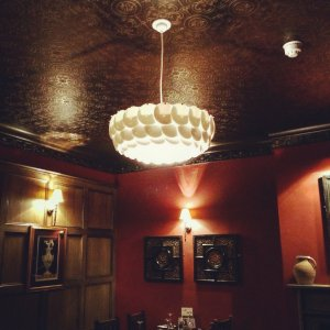 The Crown & Punchbowl Ceiling