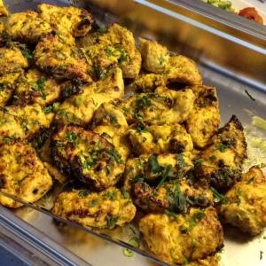 Chicken Nazakat Prana