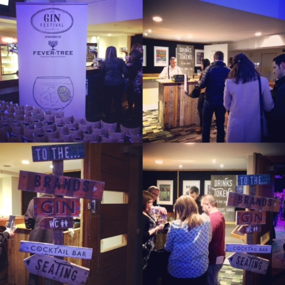 Collage Gin Festival