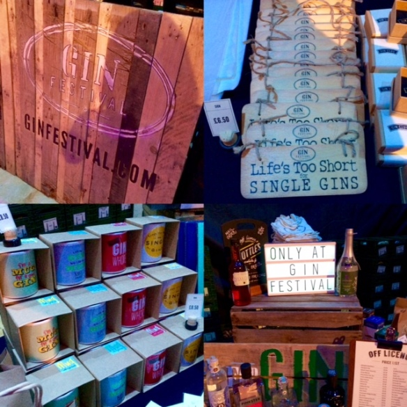 Gin Festival Collage Merch